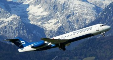 Авиакомпания Монтенегро