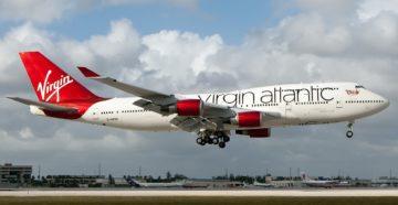 Авиакомпания Vigin Atlantic Airways