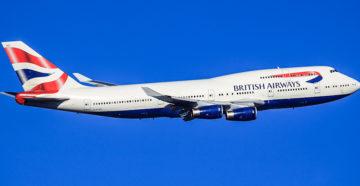 Авиакомпания British Аirways