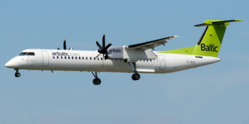 Авиакомпания AirBaltic (ЭйрБалтик)