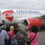 Фото самолета Czech Airlines
