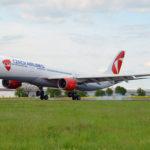 Фото самолета Чешские авиалинии