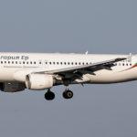 Самолет авиакомпании Болгария Эйр
