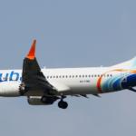 Boeing в авиапарке Flydubai