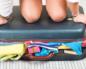 Упаковка чемодана в самолет