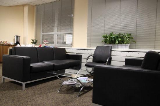Зал бизнес-класса в Перми